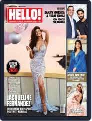 HELLO! India (Digital) Subscription January 1st, 2020 Issue