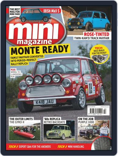Mini March 1st, 2019 Digital Back Issue Cover