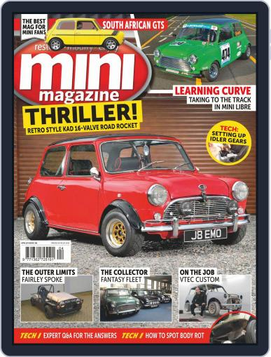 Mini April 1st, 2019 Digital Back Issue Cover