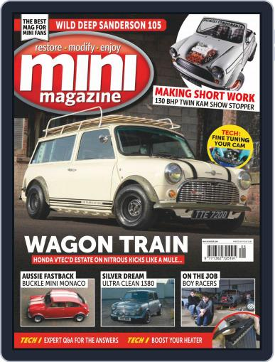 Mini May 1st, 2019 Digital Back Issue Cover
