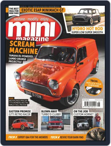 Mini June 1st, 2019 Digital Back Issue Cover