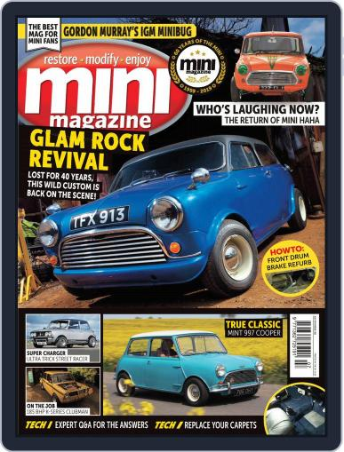 Mini July 1st, 2019 Digital Back Issue Cover