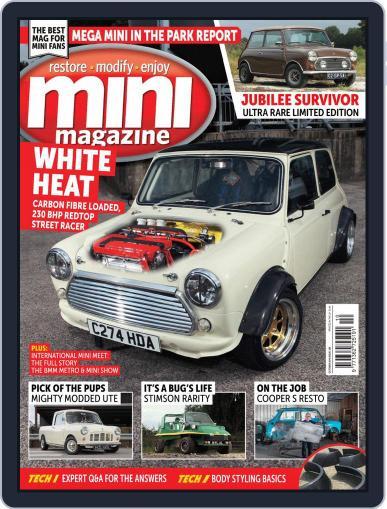 Mini October 1st, 2019 Digital Back Issue Cover