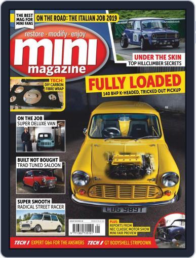 Mini January 1st, 2020 Digital Back Issue Cover