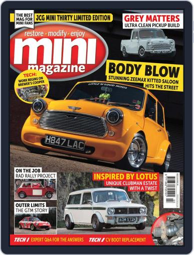 Mini March 1st, 2020 Digital Back Issue Cover