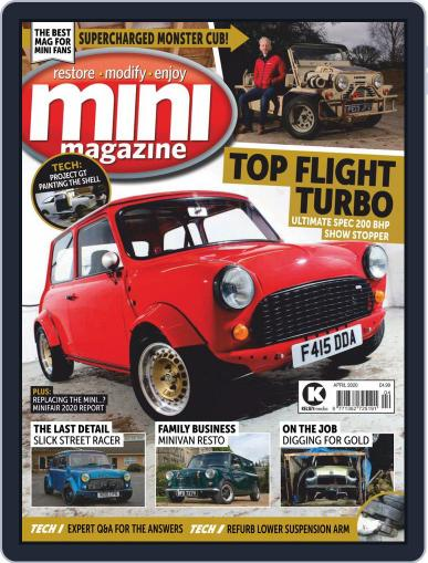 Mini April 1st, 2020 Digital Back Issue Cover