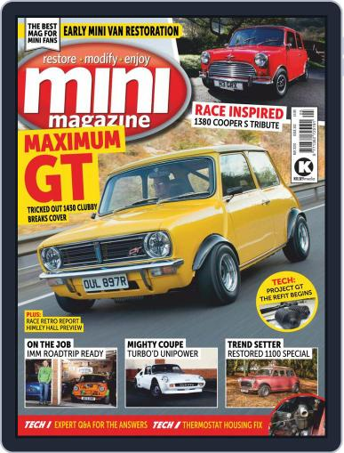 Mini May 1st, 2020 Digital Back Issue Cover