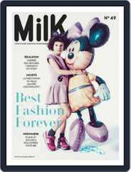 Milk (Digital) Subscription August 1st, 2015 Issue