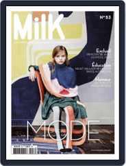Milk (Digital) Subscription September 1st, 2016 Issue