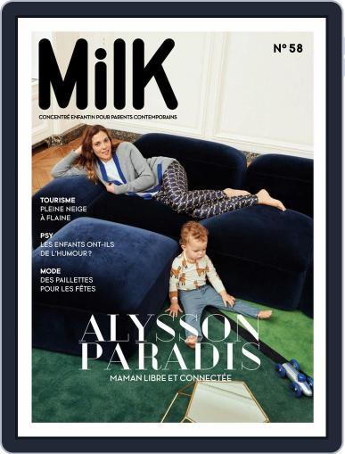 Milk December 1st, 2017 Digital Back Issue Cover