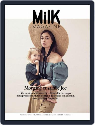 Milk March 1st, 2018 Digital Back Issue Cover