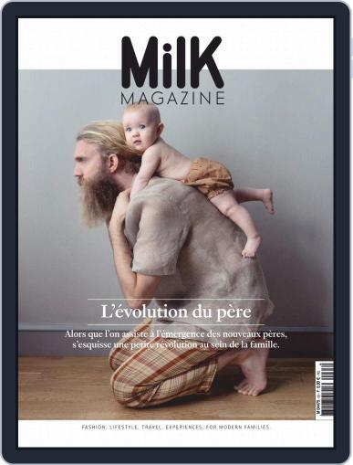 Milk March 1st, 2019 Digital Back Issue Cover