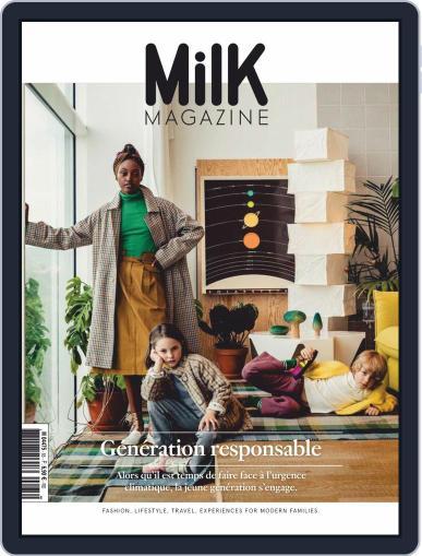 Milk September 1st, 2019 Digital Back Issue Cover