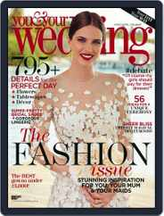 You and Your Wedding (Digital) Subscription March 1st, 2018 Issue