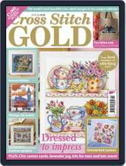 Cross Stitch Gold (Digital) Subscription May 6th, 2013 Issue