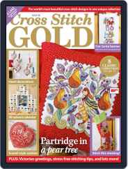 Cross Stitch Gold (Digital) Subscription September 3rd, 2013 Issue