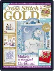 Cross Stitch Gold (Digital) Subscription October 16th, 2013 Issue