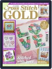 Cross Stitch Gold (Digital) Subscription January 9th, 2014 Issue
