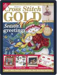 Cross Stitch Gold (Digital) Subscription October 1st, 2017 Issue