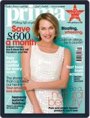 Prima UK (Digital) Subscription January 16th, 2008 Issue