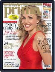 Prima UK (Digital) Subscription October 31st, 2008 Issue