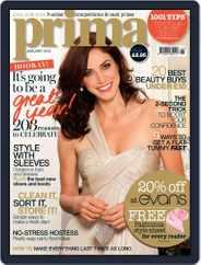 Prima UK (Digital) Subscription November 24th, 2011 Issue