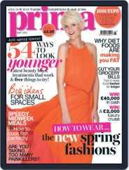 Prima UK (Digital) Subscription April 1st, 2012 Issue