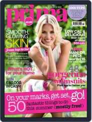 Prima UK (Digital) Subscription May 29th, 2012 Issue
