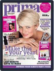 Prima UK (Digital) Subscription November 27th, 2012 Issue