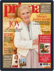 Prima UK (Digital) Subscription December 1st, 2016 Issue