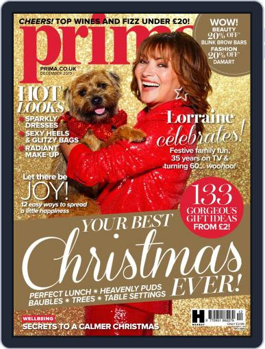 Prima UK December 1st, 2019 Digital Back Issue Cover