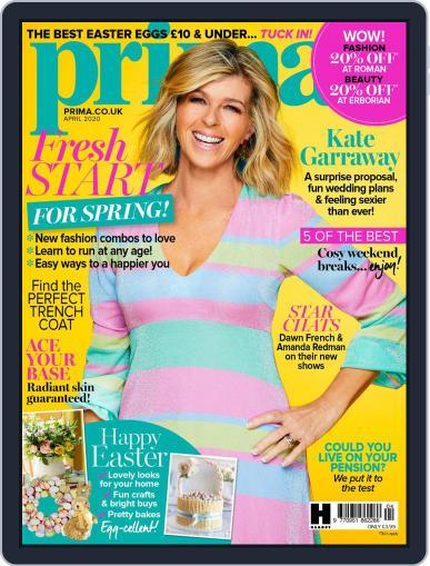 Prima UK April 1st, 2020 Digital Back Issue Cover
