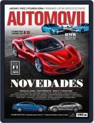 Automovil (Digital) Subscription April 1st, 2019 Issue