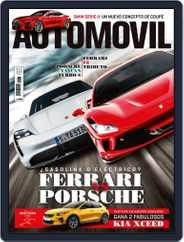 Automovil (Digital) Subscription October 1st, 2019 Issue