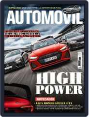 Automovil (Digital) Subscription April 1st, 2020 Issue