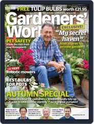 BBC Gardeners' World (Digital) Subscription October 1st, 2019 Issue