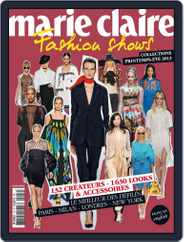 Marie Claire Fashion Shows (Digital) Subscription November 27th, 2012 Issue