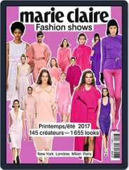 Marie Claire Fashion Shows (Digital) Subscription January 1st, 2017 Issue
