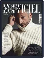L'officiel Hommes Paris (Digital) Subscription November 1st, 2018 Issue