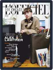 L'officiel Hommes Paris (Digital) Subscription March 1st, 2020 Issue