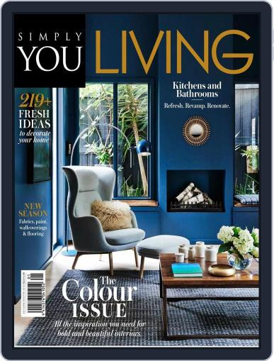 Simply You Living May 22nd, 2016 Digital Back Issue Cover
