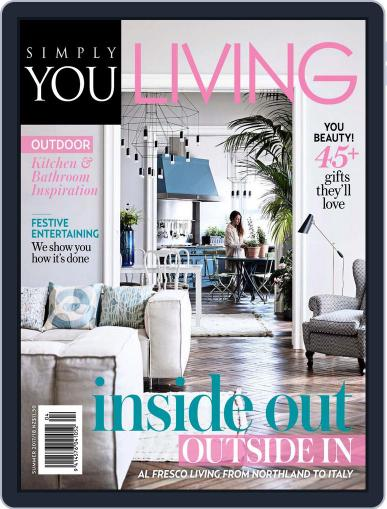 Simply You Living November 20th, 2017 Digital Back Issue Cover