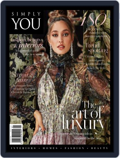 Simply You Living February 22nd, 2019 Digital Back Issue Cover