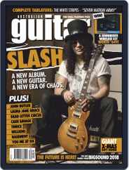 Australian Guitar (Digital) Subscription September 1st, 2018 Issue