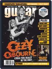 Australian Guitar (Digital) Subscription December 1st, 2018 Issue