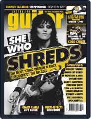 Australian Guitar (Digital) Subscription November 1st, 2019 Issue