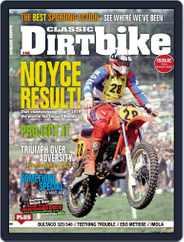 Classic Dirt Bike (Digital) Subscription August 16th, 2016 Issue