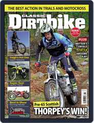 Classic Dirt Bike (Digital) Subscription May 1st, 2019 Issue