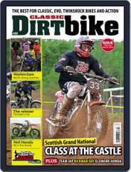 Classic Dirt Bike (Digital) Subscription August 1st, 2019 Issue
