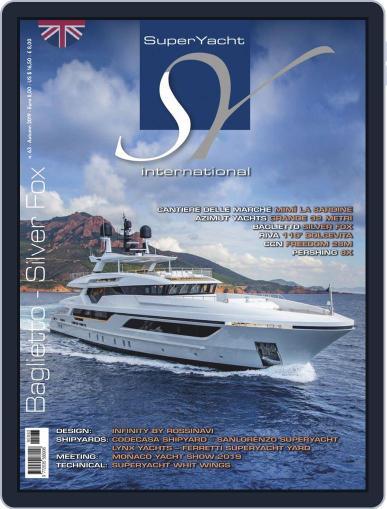 Superyacht International October 1st, 2019 Digital Back Issue Cover
